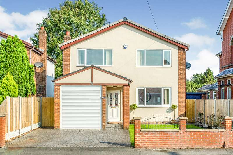 4 Bedrooms Detached House for sale in Watling Street Road, Ribbleton, Preston, Lancashire, PR2