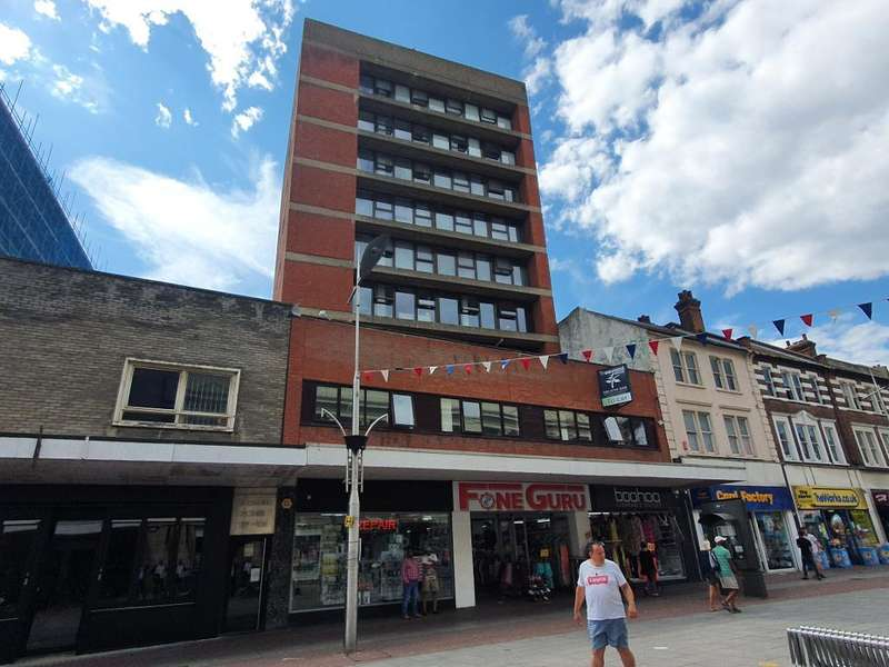1 Bedroom Flat for sale in 157-163 High Street, Southend on Sea, Essex, SS1 1LL