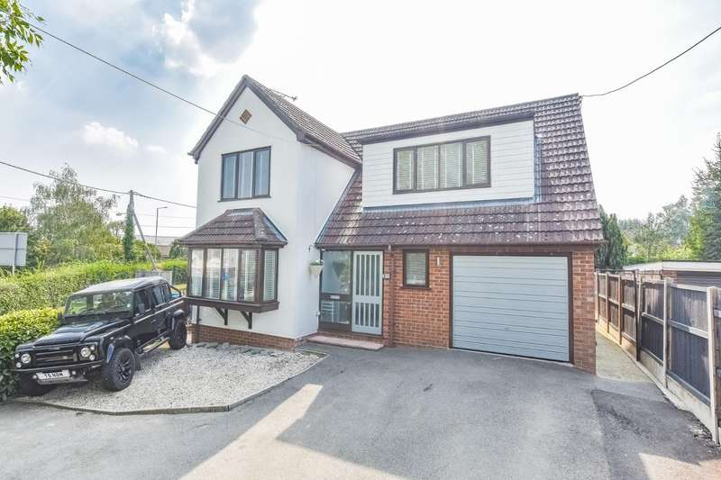 4 Bedrooms Detached House for sale in Lower Millfield, Dunmow
