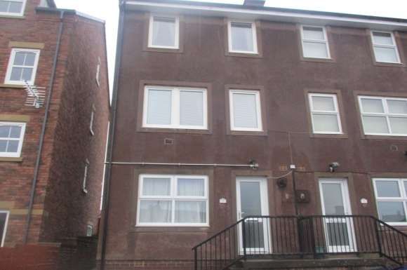 1 Bedroom Property for rent in Lazonby Terrace, London Road, Carlisle, CA1