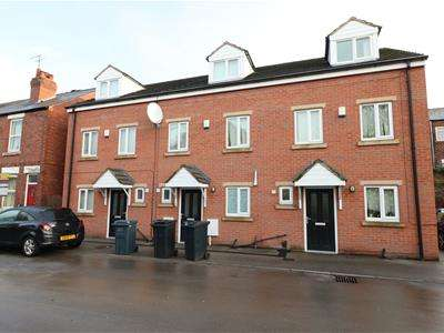 3 Bedrooms Semi Detached House for sale in William Street, Rotherham