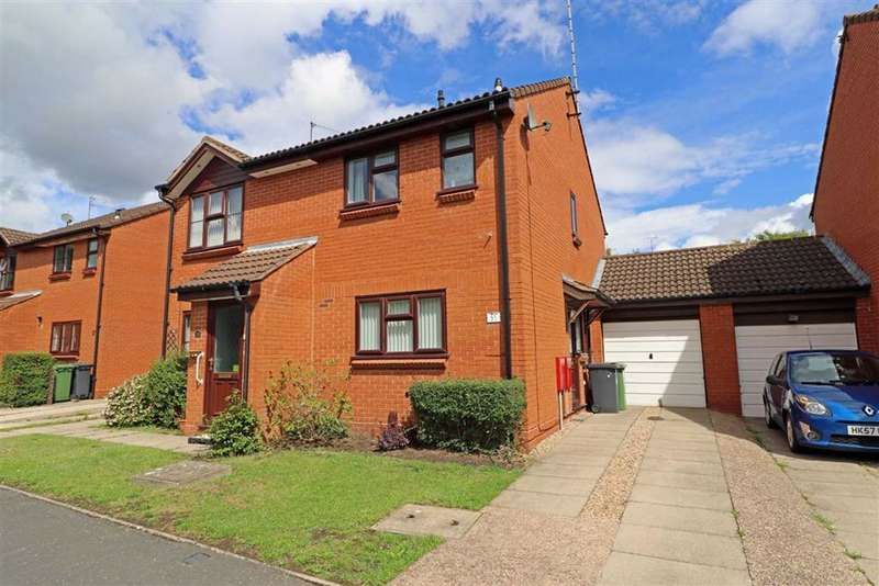 2 Bedrooms Property for sale in Austin Edwards Drive, Warwick, CV34