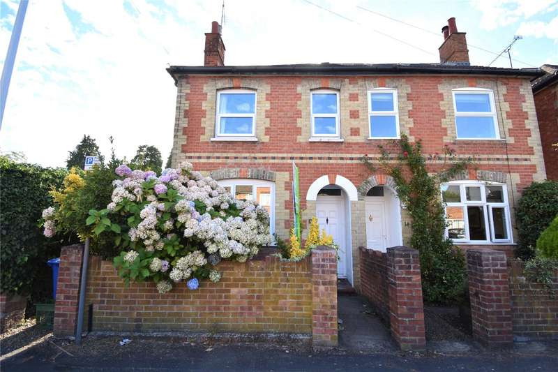 3 Bedrooms Semi Detached House for sale in Elm Grove Road, Farnborough, Hampshire, GU14