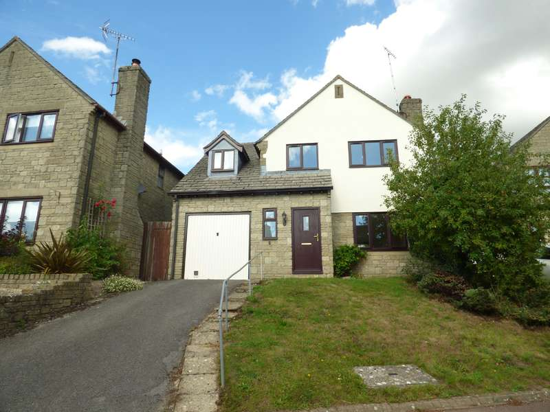 4 Bedrooms Detached House for sale in Crail View, Northleach