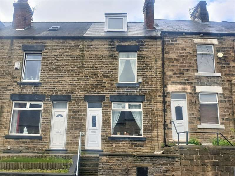 3 Bedrooms Terraced House for sale in Hough Lane, Barnsley, South Yorkshire, S73