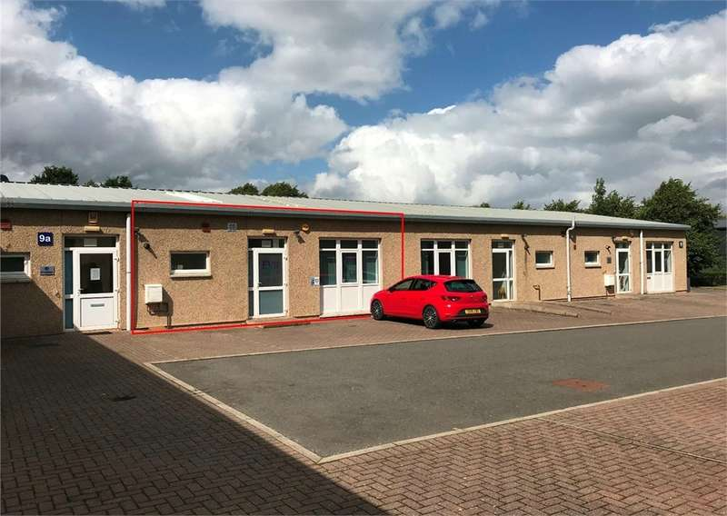 10 Bedrooms Commercial Property for rent in Tweed Mills Business Park, Dunsdale Road, Selkirk, Selkirkshire, Scottish Borders
