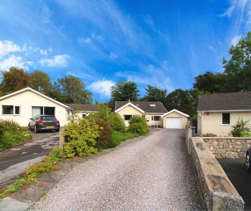 4 Bedrooms Detached Bungalow for sale in Shore Green, Carnforth
