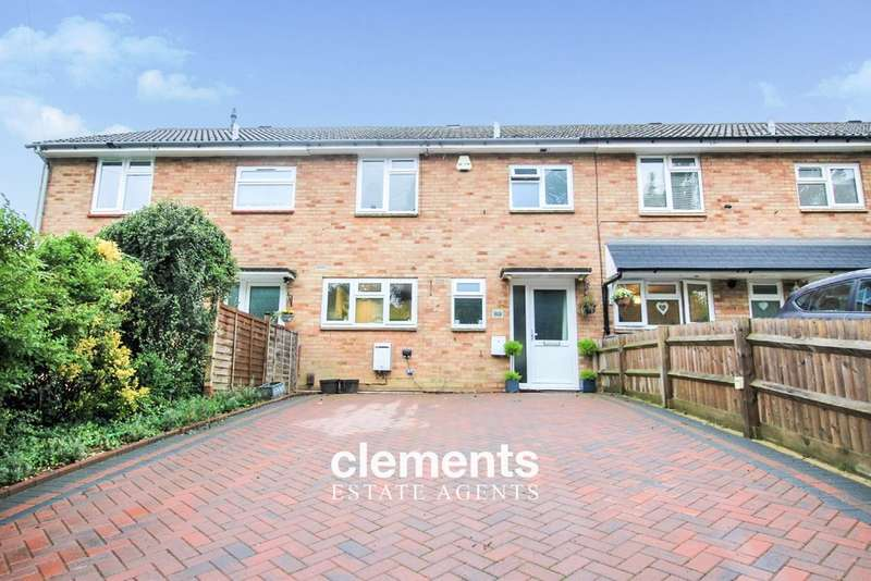 3 Bedrooms Terraced House for sale in Kings Langley, HERTS