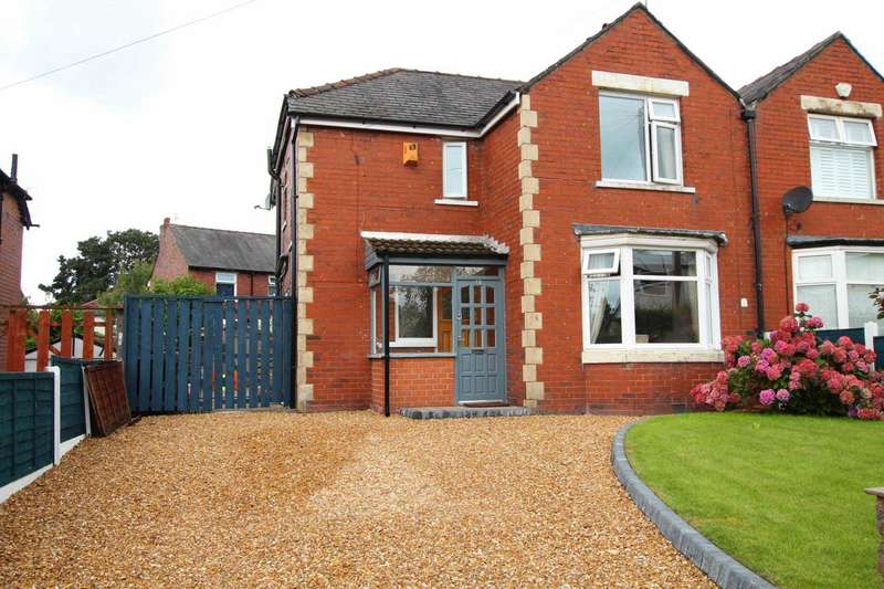 3 Bedrooms Semi Detached House for sale in Daneshill, Manchester