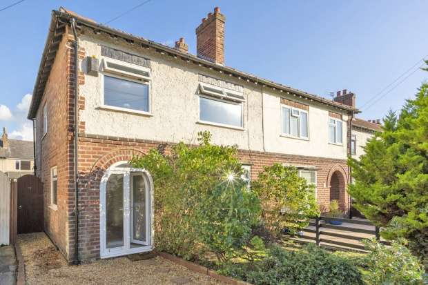 3 Bedrooms Semi Detached House for sale in Rosedale Avenue, Liverpool, Merseyside, L23 0UQ