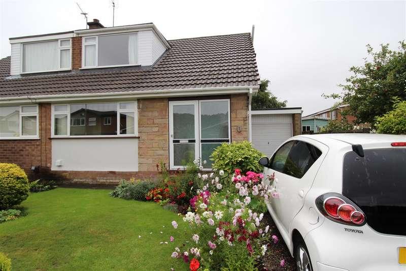 3 Bedrooms Semi Detached House for sale in Quantock Close, Winstanley, Wigan
