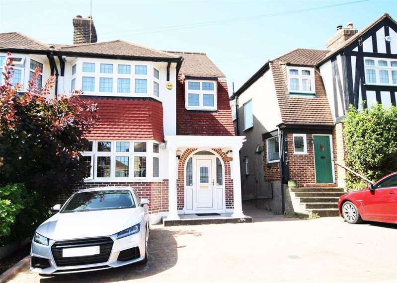 5 Bedrooms House for sale in Ivere Drive, New Barnet, Hertfordshire
