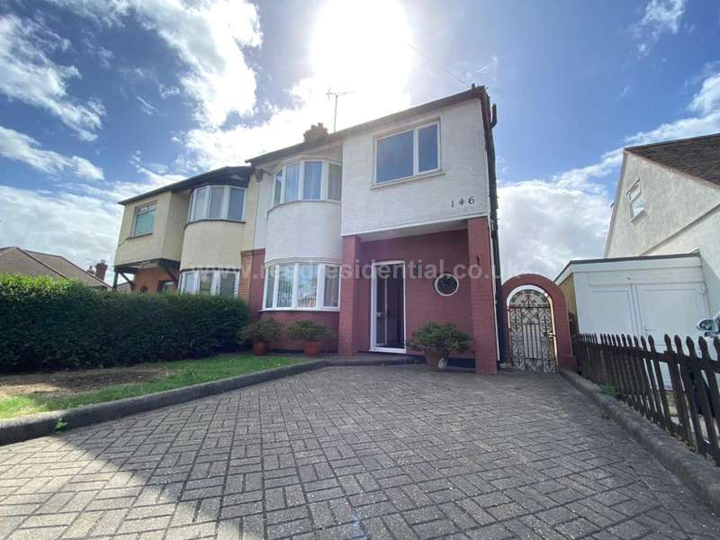 3 Bedrooms Semi Detached House for sale in Prittlewell Chase, Westcliff On Sea