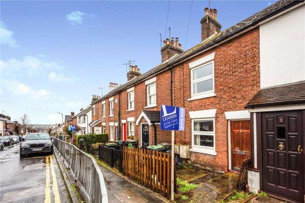 2 Bedrooms Terraced House for sale in Lavender Hill, Tonbridge, Kent