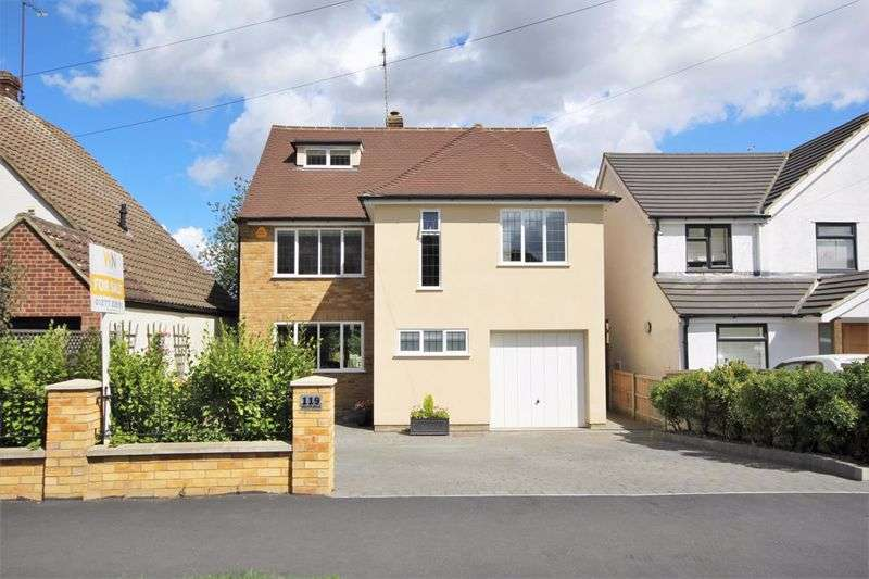 5 Bedrooms Property for sale in Worrin Road, Shenfield, Brentwood