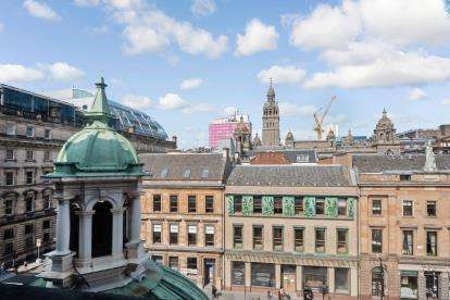 2 Bedrooms Flat for sale in Glassford Street, Merchant City
