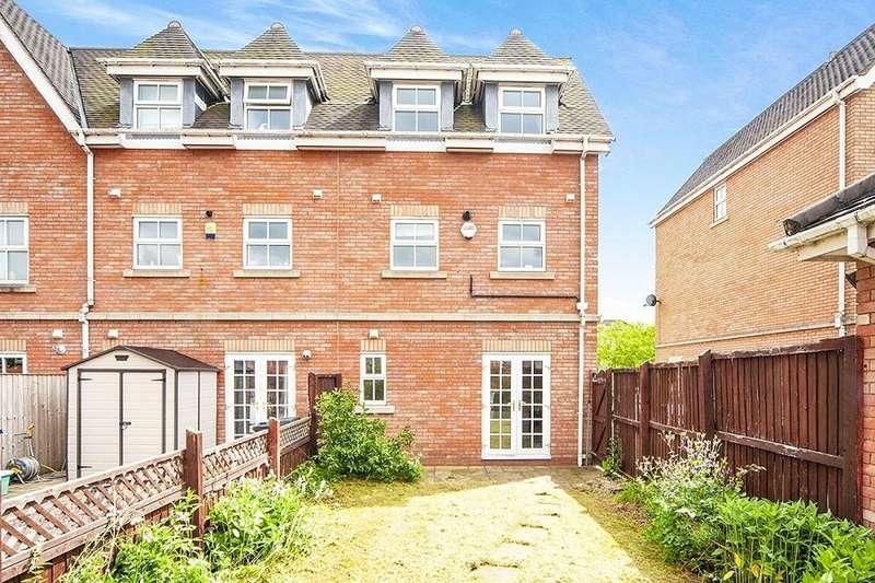 2 Bedrooms House for sale in Holland House Road, Walton-Le-Dale, Preston, PR5