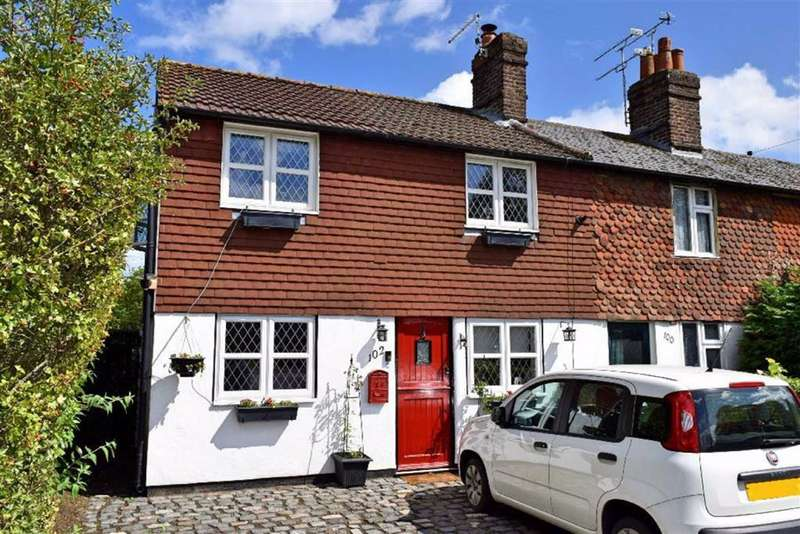 3 Bedrooms End Of Terrace House for sale in London Road, Dunton Green, TN13