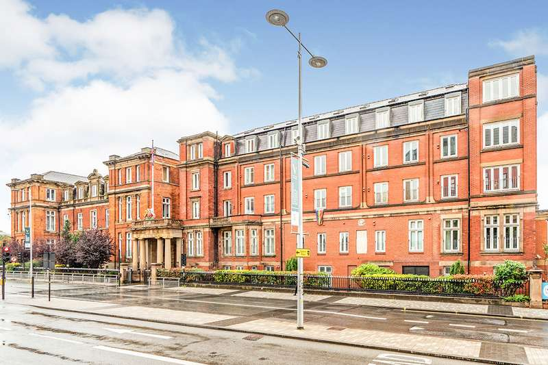2 Bedrooms Flat for sale in The Royal, Wilton Place, M3