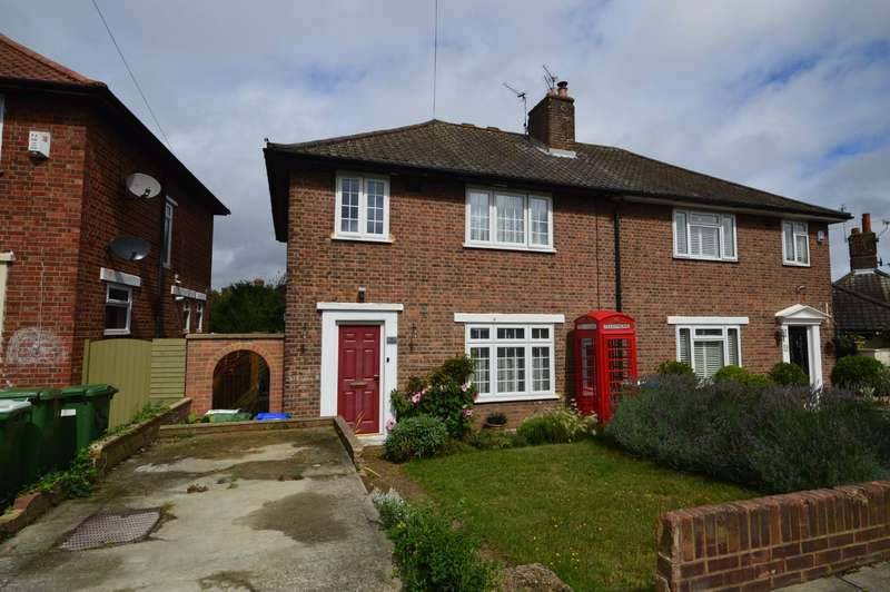 3 Bedrooms Semi Detached House for sale in Dryden Road, Welling, Kent, DA16