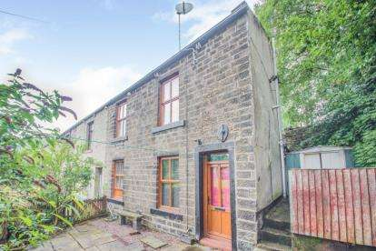 2 Bedrooms End Of Terrace House for sale in Wales Terrace, Rossendale, Lancashire, BB4