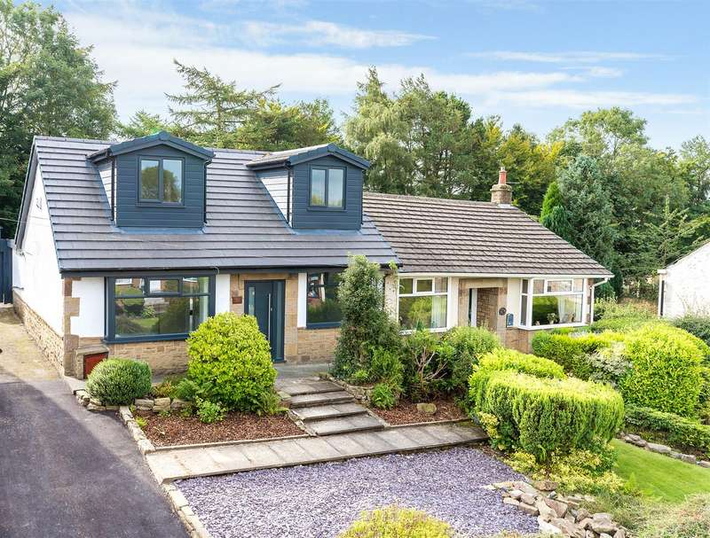 3 Bedrooms Bungalow for sale in Cox Green Road, Egerton, Bolton