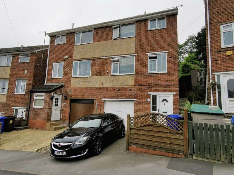3 Bedrooms Semi Detached House for sale in Jardine Close, Sheffield, South Yorkshire, S9