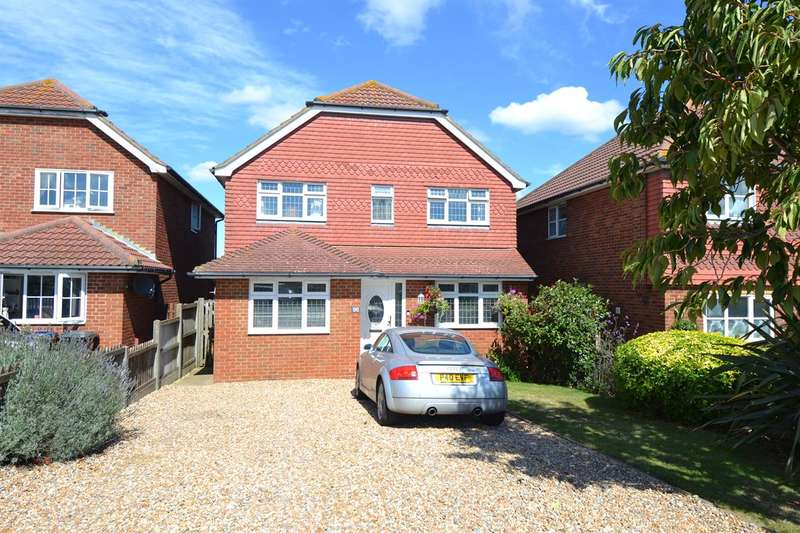 4 Bedrooms Detached House for sale in Grasmere Road, South Tankerton, Whitstable