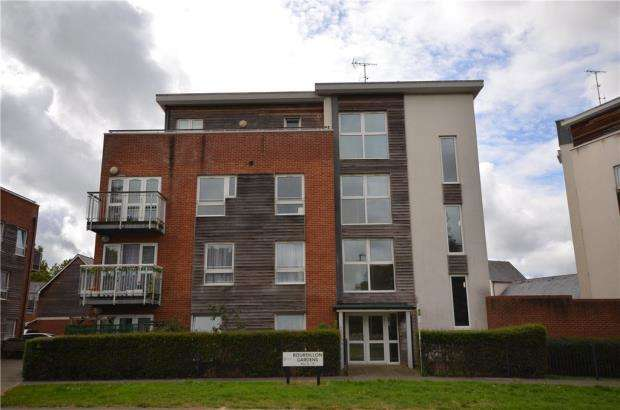 2 Bedrooms Apartment Flat for sale in Bourdillon Gardens, Basingstoke, Hampshire