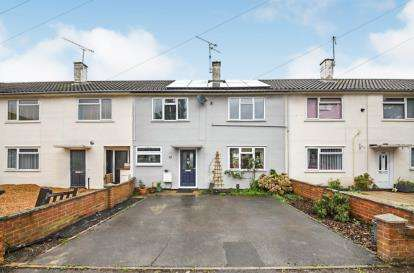 3 Bedrooms Terraced House for sale in Chelmsford, Essex, N/A