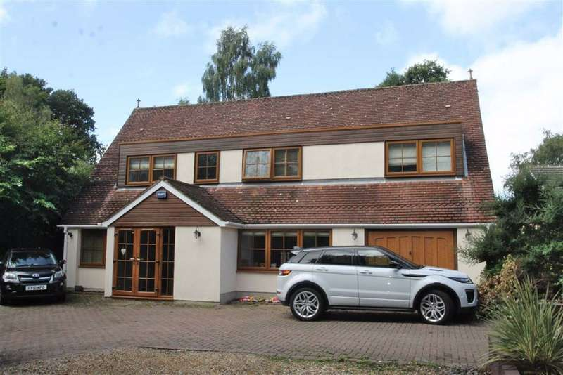 5 Bedrooms Detached House for sale in Whitepost Lane, Culverstone