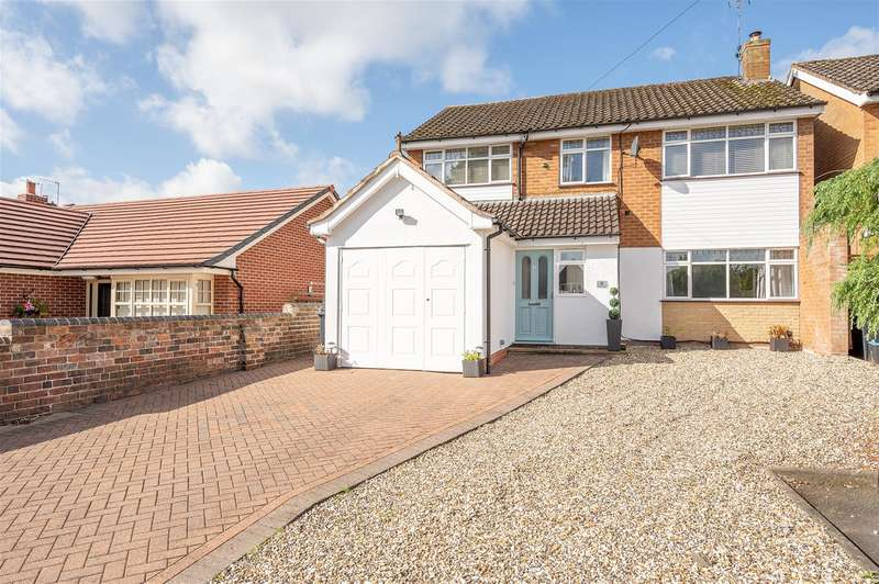 5 Bedrooms Detached House for sale in Gladstone Drive, Stourbridge, DY8 3PF