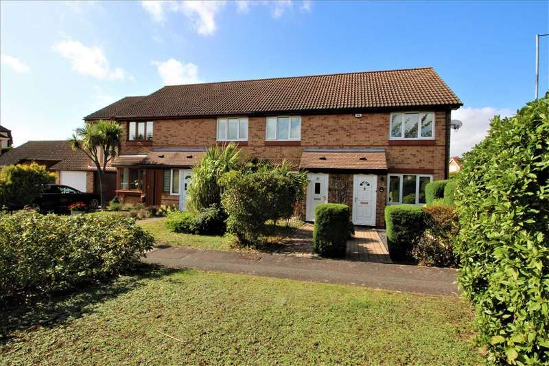 2 Bedrooms Terraced House for sale in Celedon Way, Grays