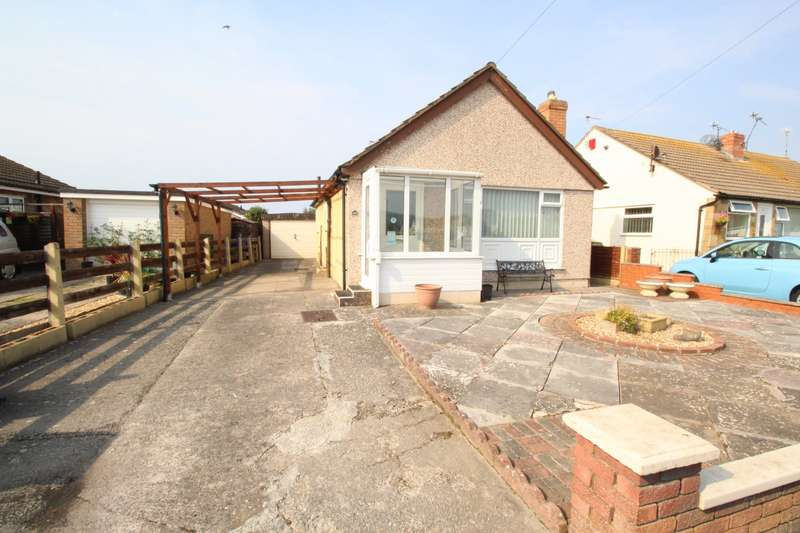 2 Bedrooms Detached Bungalow for sale in Lon Y Cyll, Pensarn, Abergele, Conwy, LL22