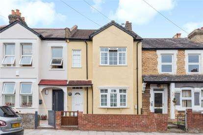 2 Bedrooms Terraced House for sale in Blandford Road, Beckenham