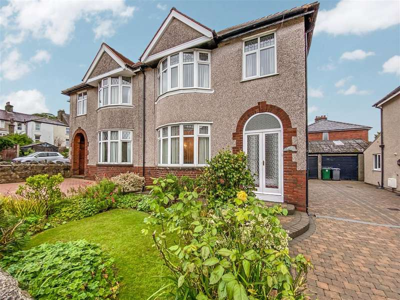 3 Bedrooms Semi Detached House for sale in Wakefield Drive, Lancaster