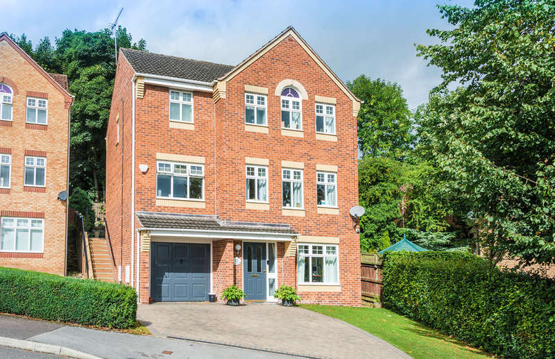 5 Bedrooms Detached House for sale in Rose Hill View,Mosborough