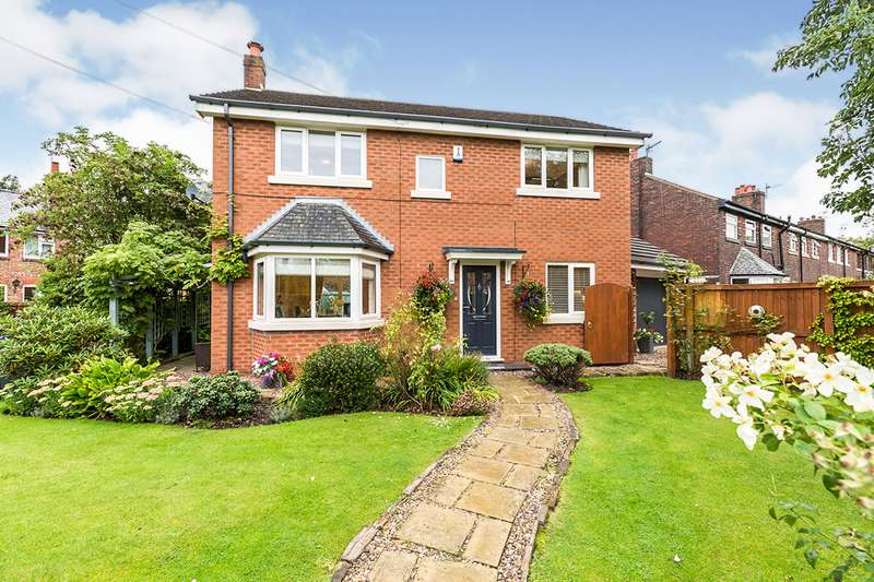 4 Bedrooms Detached House for sale in Anderton Road, Euxton, Chorley, Lancashire, PR7