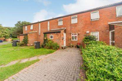 3 Bedrooms Terraced House for sale in Hopton Road, Stevenage, Hertfordshire, United Kingdom