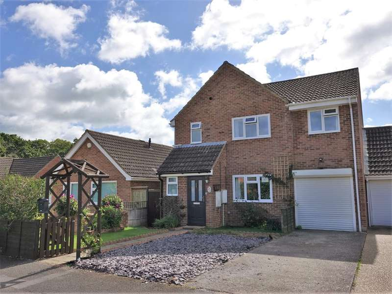 4 Bedrooms Detached House for sale in Dane Close, Blackfield