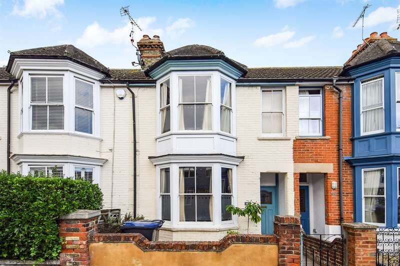 3 Bedrooms Terraced House for sale in Cromwell Road, Whitstable