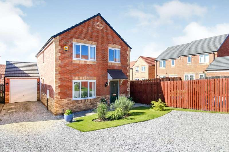 4 Bedrooms Detached House for sale in Far Moor Close, Rotherham, South Yorkshire, S63