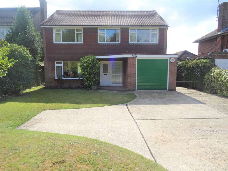 5 Bedrooms Detached House for sale in Homesteads Road