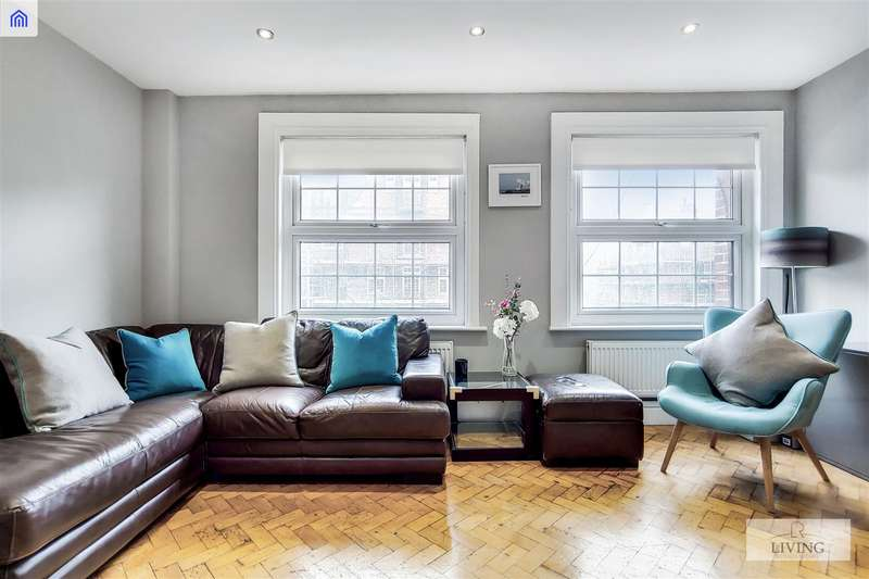 2 Bedrooms Flat for sale in Temple Fortune Mansions, Finchley Road, Temple Fortune, NW11
