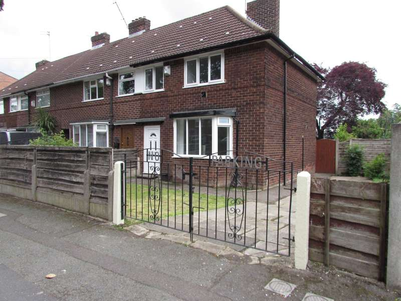 3 Bedrooms Semi Detached House for sale in Woodhouse Lane, Manchester, M22