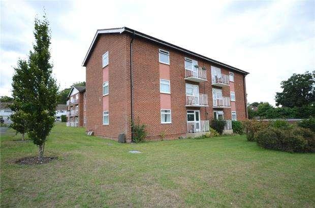 2 Bedrooms Apartment Flat for sale in Elleray Court, Ash Vale, Aldershot