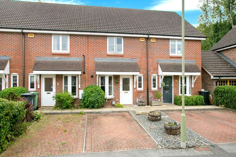 2 Bedrooms Terraced House for sale in Lanes End, Chineham, Basingstoke, RG24