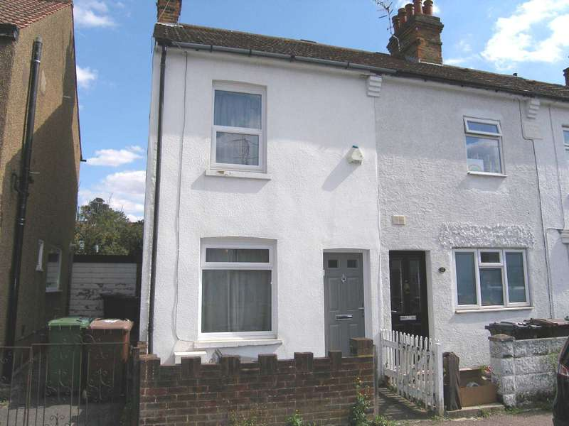 2 Bedrooms Terraced House for sale in Greatham Road, Bushey