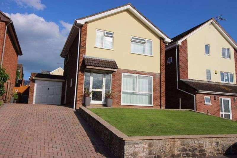 3 Bedrooms Property for sale in Beaufort Drive, Lydney