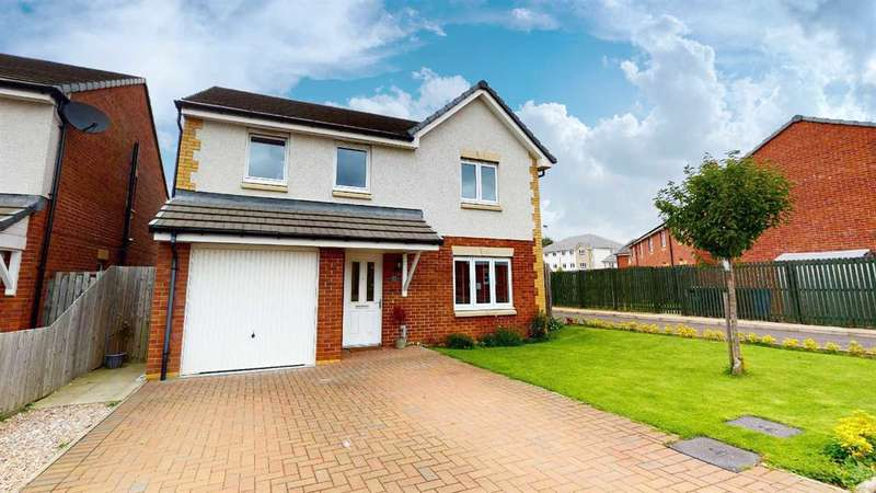 4 Bedrooms Detached Villa House for sale in McDonald Street, Dunfermline